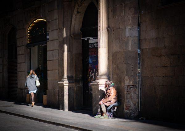 Barcelona 2020, streetphoto