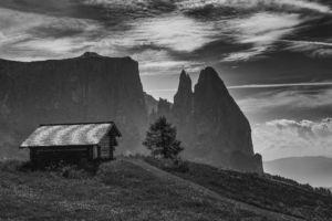 Seiser Alm, South Tirol, Italy