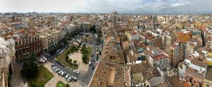 Torre del Micalet, Valencia, Spain